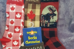 Souvenir-Collection-Canada-Socks